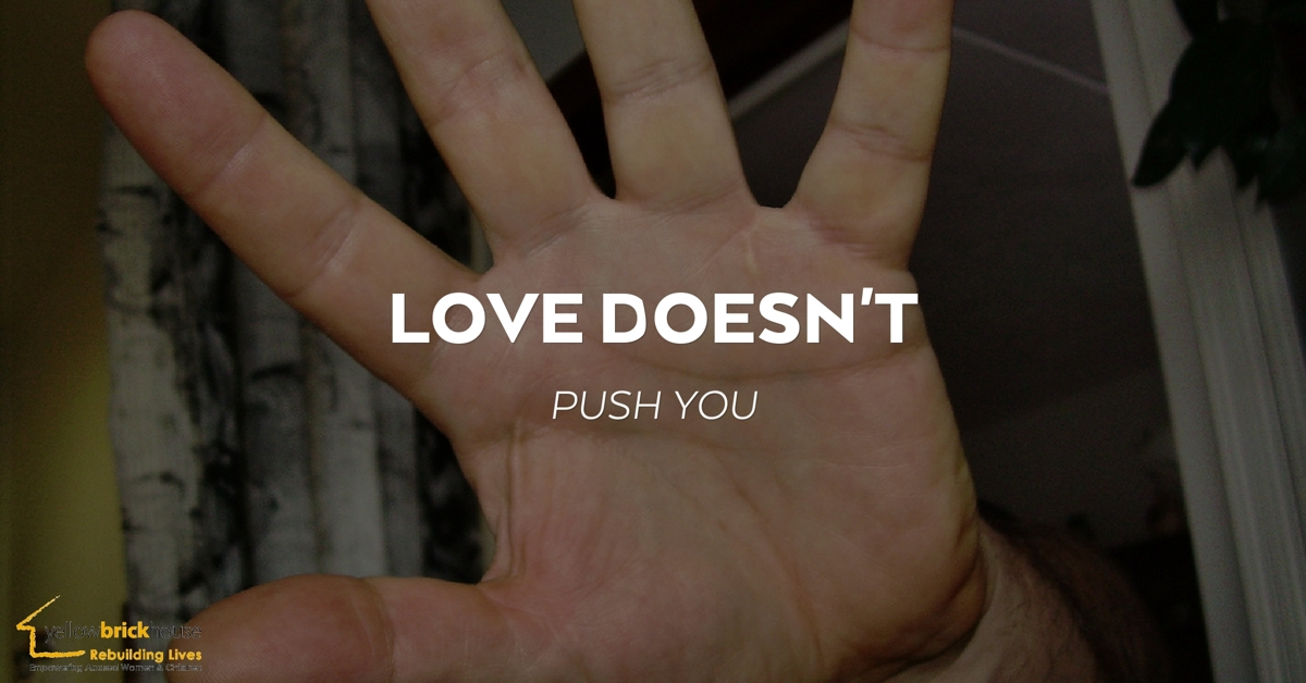 Love Doesn't push